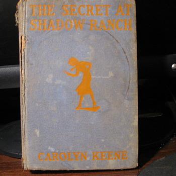 Nancy Drew Mystery