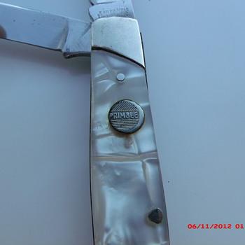 John Primble pocket knife - Tools and Hardware