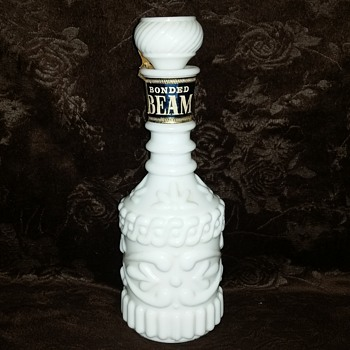 Jim Beam Decanter