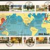 1994 - World War II Souvenir Sheet First Day Cover