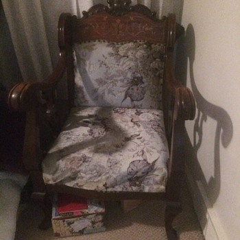Inherited Chairwhat Is The Style Period