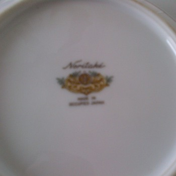 Noritake China Made in Occupied Japan - China and Dinnerware