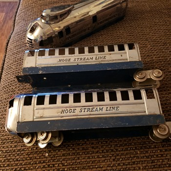 HOGE STREAMLINER - Model Trains