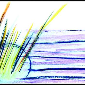Preliminary art for Sol Paintings - Fine Art