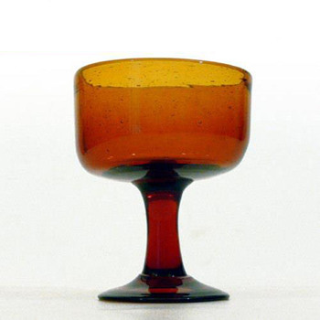 Erik Höglund (Boda, 1950s) - Art Glass