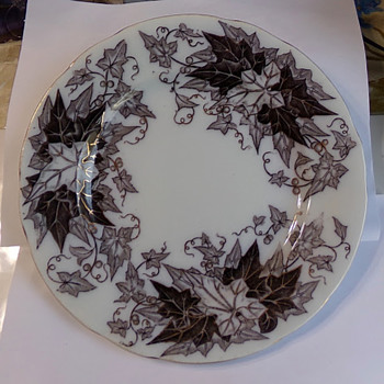 Thrift Shop Find: 1800s Plate? - China and Dinnerware