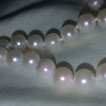 I box, love Football and apparently buy Pearl's..What!! - Fine Jewelry