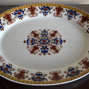 E.F. B. & Sons Platter - China and Dinnerware