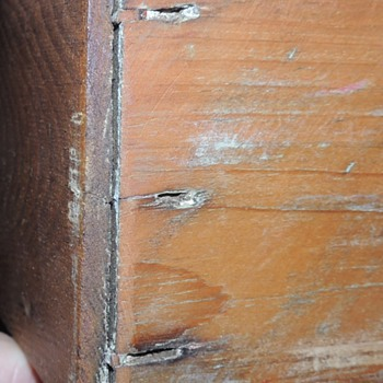 Dry Sink - Part Two - Furniture