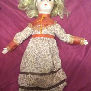 Antique Doll - Dolls