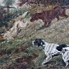 Antique Dog Painting Possibly By Edmund Henry Osthaus (?)