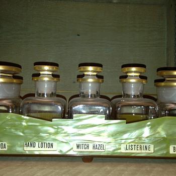 Apothecary Set - Bottles