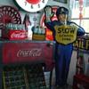 Original Coca-Cola Policeman School Crossing Guard Sign...Dated 1956