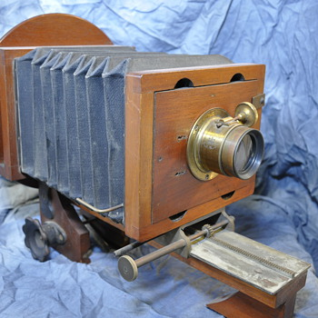 5X7 film Camera from Indiana