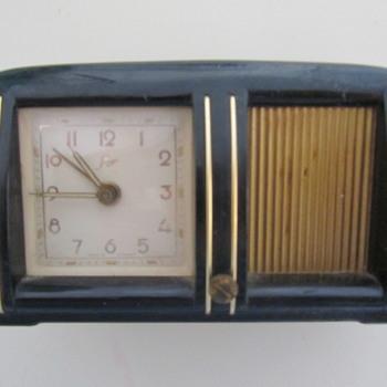 Gebr Staiger Music Alarm Clock