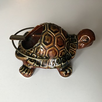 Tortoise Ashtray  - Animals