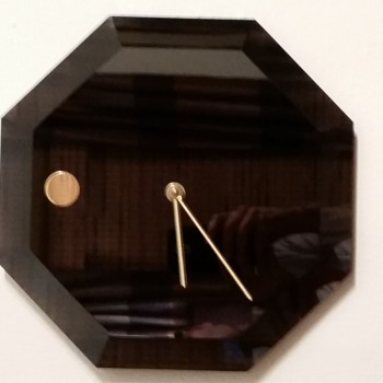Nathan George Horwitt museum clock - Mid-Century Modern