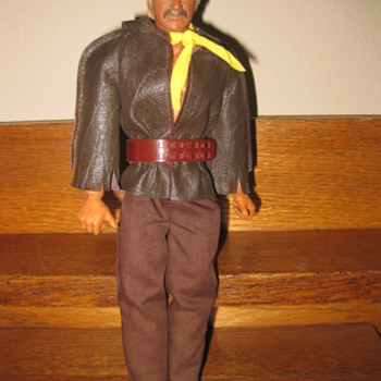 1971 Mattel - Looks Like Big Jim, but has Burt Reynolds' face! - Toys