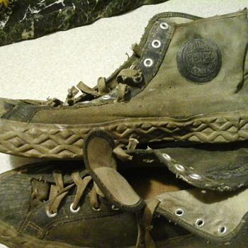 1940-50 penco High Top Tennis Shoes - Shoes