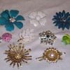 Bracelets, Brooches and Earrings oh my!