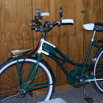 huffy bike -- i am back