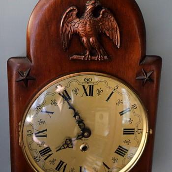 8 Day Wall Clock  - Clocks