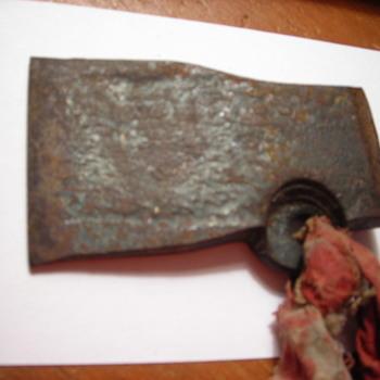 Antique Striking Tool