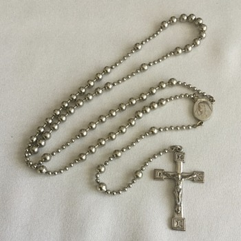 Sterling Rosary ... Vintage Collection - Fine Jewelry