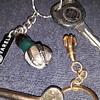 VAREL mining drill bit keychains