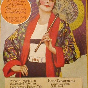 Excella Magazine September 1925