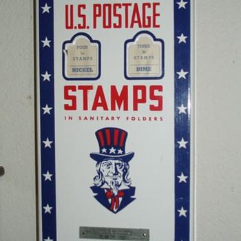 Victory Stamp Machine