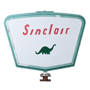 Sinclair Gas Sign  - Petroliana