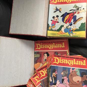 Disneyland Magazine collection  - Advertising