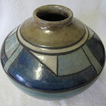Modern Pottery Vase - Pottery
