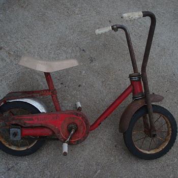 Vintage Kiddie Bike - Sporting Goods