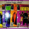 1983 - Set of Four  Comic Books - RETURN OF THE JEDI