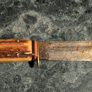 Keyston Bros Hunting Knife from Solingen, Germany