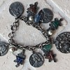 Religious Charm Bracelet Wondering Possible Age and Significance