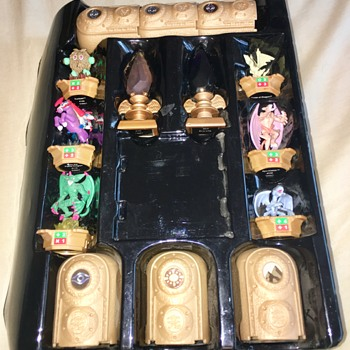 2005 Mattel Yu-Gi-Oh Capsule Monster Figure Set  - Toys