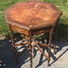 Barn Find Old Table, 8-legs No Markings to ID, Any Help Age or Mfg.