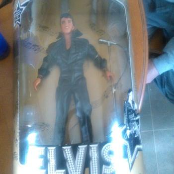 "Elvis Presley Hasbro ""Teen Idol""  & ""68' Special"" still in the box!"