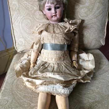 DEP German doll stamped 13 - Dolls