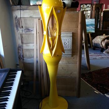 Rain Oil Lamp
