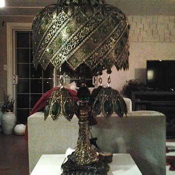 Exotic Lamp - Lamps
