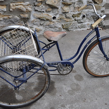 Schwinn Town & Country Or Cycle Truck???