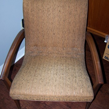 Mid Century Chairs - Furniture