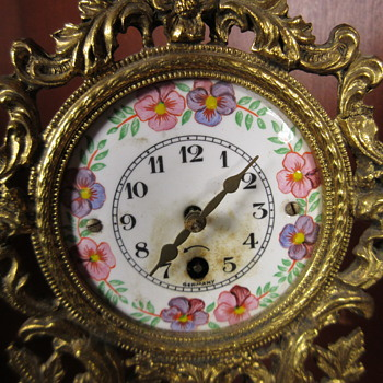 who made this clock and when? - Clocks