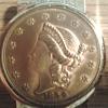 1854 kellogg & co coin