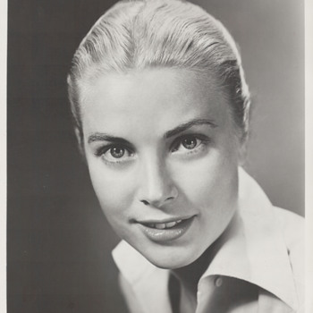 Grace Kelly Portfolio Photo (1952)
