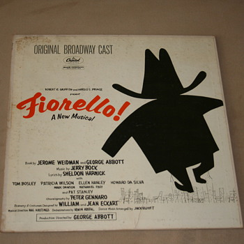 Obscure Musicals on Vinyl - Records